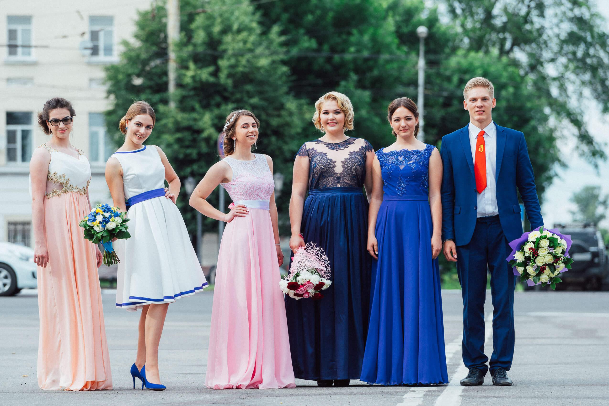 Платья На Выпускной 2017 Вуз