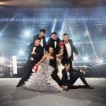 Съемка театральной афиши Москва групповая фотосессия музыкальный театральный коллектив студия рекламная