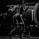 Календарь для Атлетик Жим Athletic Gym Тверь фотограф Роман Какоткин Ню девушки фитнес няшки