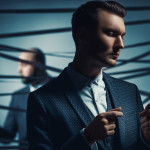 Портрет музыкантов Дежавю в Москве фотосессия в студии профессиональный фотограф