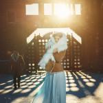 Свадебный фотограф в Москве. Свадьба зимой.