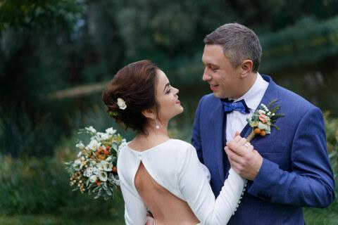 Фотограф на свадьбу Москва.