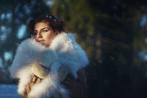 Свадьба в Москве зимой идеи для фотосессии.