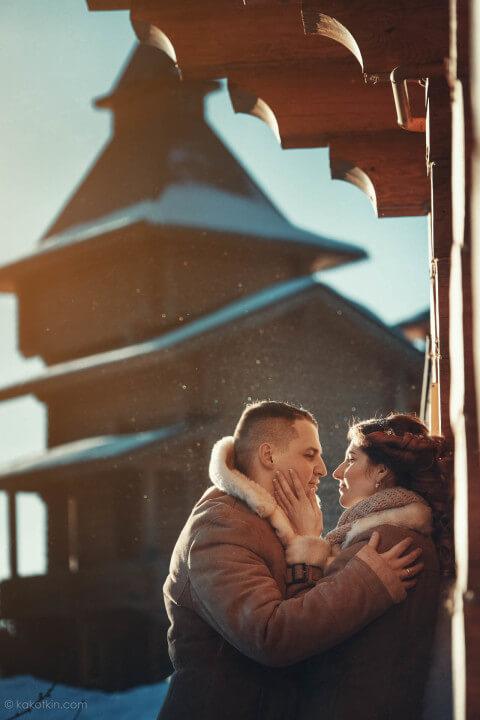 Профессиональный свадебный фотограф Тверь.